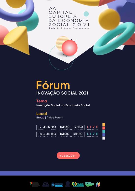 Fórum #Inovação Social