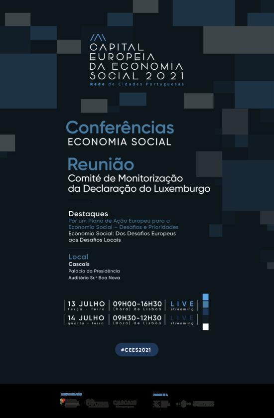 CONFERÊNCIAS #Economia Social